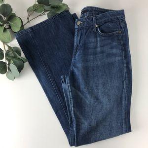 Joe's Flare leg Clash Wash Jeans women's 30
